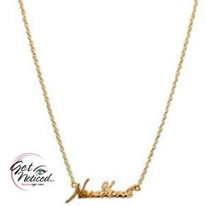 Jewelry - New York Name Necklace